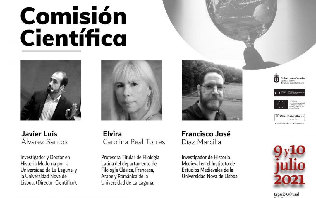 Designado el Comité Científico de las 2as Jornadas Históricas Canary Wine