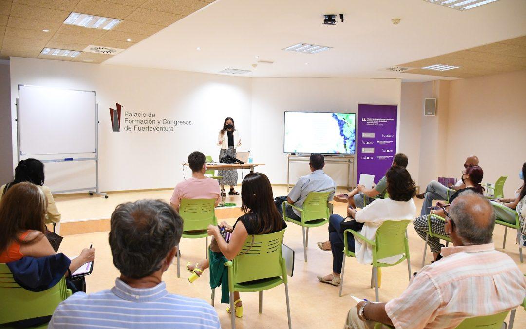 Fuerteventura se acerca a la innovación enoturística