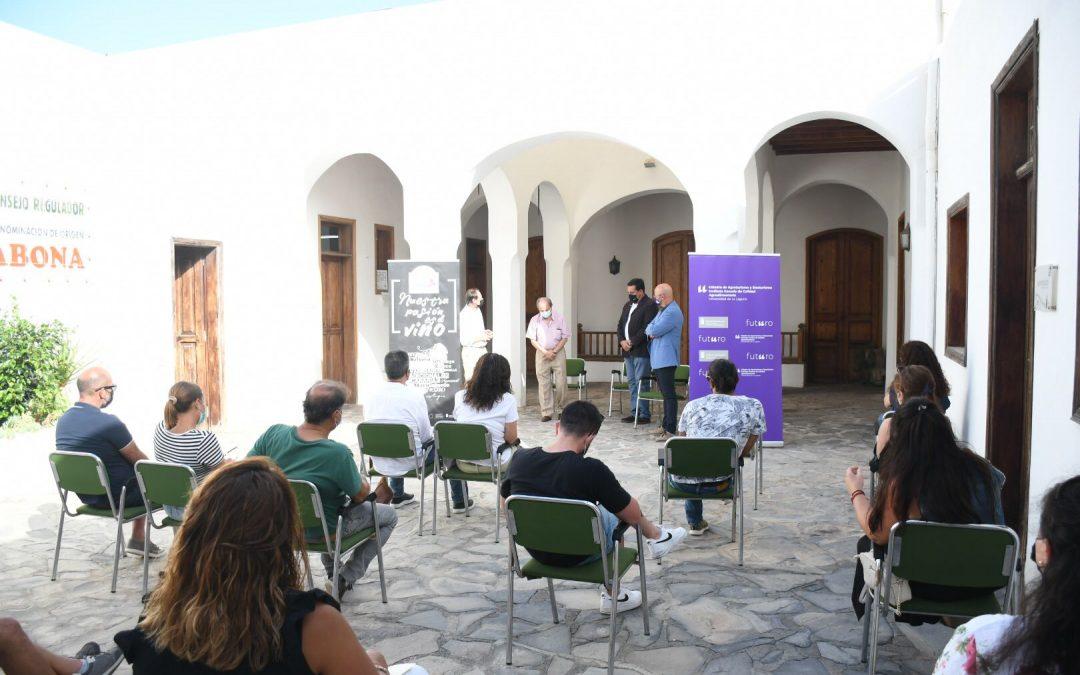 La Universidad de La Laguna y la Denominación de Origen de Vinos Abona apuestan por la profesionalización del enoturismo