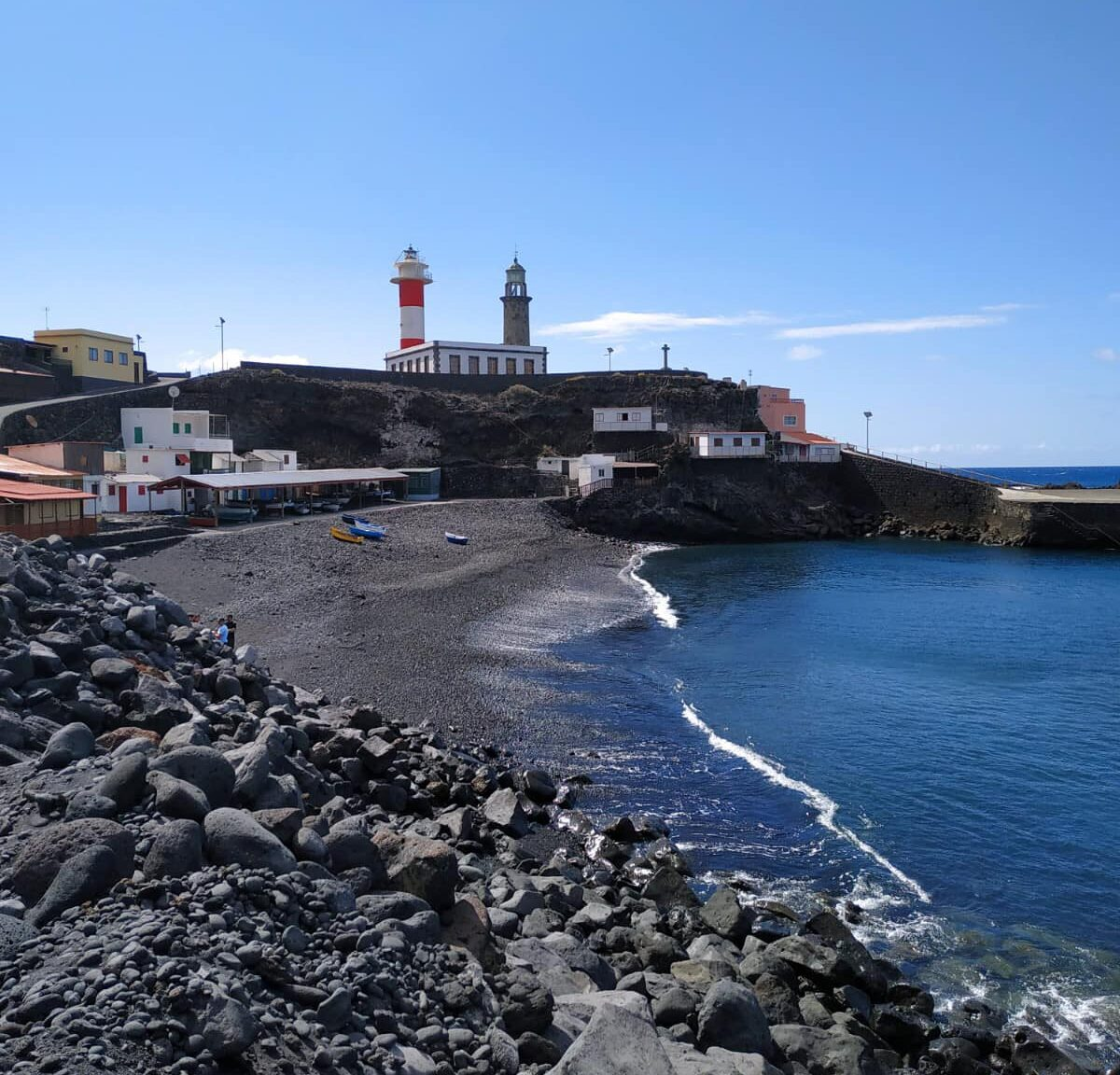 Web of our project at the new Marine Observatory in La Palma Island